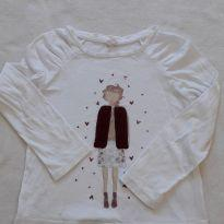 Blusinha menina - 6 anos - Zara