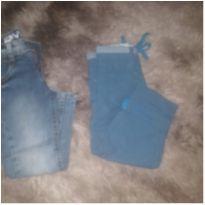 Calça Infantil Masculino - 18 a 24 meses - Demi e Tigor Baby