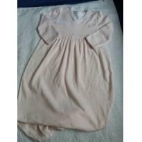 macacão tipo saco de dormir rosa - 9 meses - Ralph Lauren