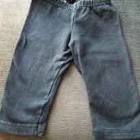 calça preta - 3 a 6 meses - Carinhoso