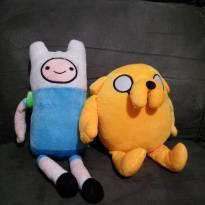 Bonecos finn e jake -  - Cartoon Network