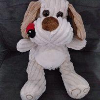 Cachorrinho de pelúcia 25cm