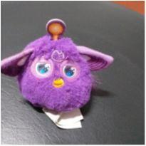 Furby connect roxo do mcdonalds