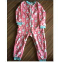 Pijama macacão de plush - 2 anos - Accessories