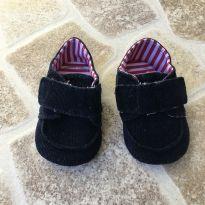 Sapato azul marinho - 14 - Tex