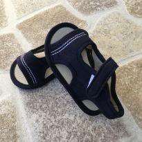 Sandália azul marinho - 13 - Pimpolho