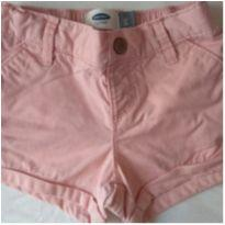 Shorts Rosa Old Navy - 2 anos - Old Navy