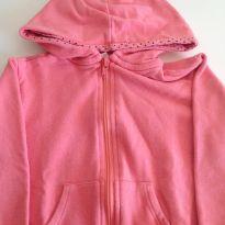 Blusa de moletom rosa - 2 anos - Baby Club