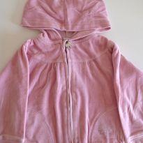 Blusa de microfibra rosa - 24 a 36 meses - Poim