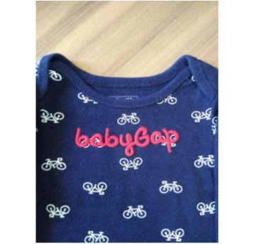 Body bicicletas - 0 a 3 meses - Baby Gap