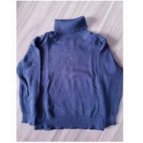 Blusa de malha gola alta - 24 a 36 meses - Póim