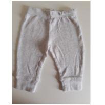 Calça cinza claro - 3 a 6 meses - Child of Mine