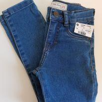 Calça Jeans Nova - Kids Denim - Tam. 3 - 3 anos - Kids Denim Girls