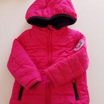 Jaqueta de nylon bem quentinho, US Polo Assn, 24 meses - 18 a 24 meses - US Polo Assn