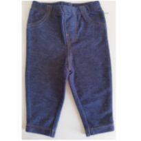 Legging Jeans Carter`s 3 meses - 0 a 3 meses - Carter`s