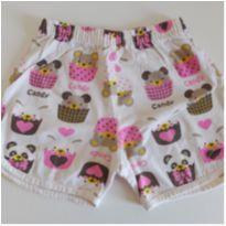 Shorts de pijama Tam. 2 - 2 anos - Gaga Baby