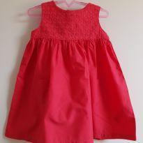 Vestido rosa Carter`s 9 M