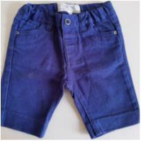 Bermuda Jeans 3-6 meses - 3 a 6 meses - Baby Club