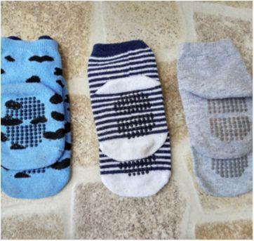 Kit de meias 6-12 meses - 6 a 9 meses - Sem marca