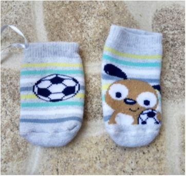 Kit meias e luvas Puket RN - Recém Nascido - Puket