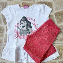 Conjunto camiseta e bermuda Brandili Tam. 4 - 4 anos - Brandili