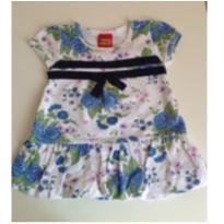 Blusinha floral, Kyly, Tam. 12M - 9 a 12 meses - Kyly