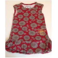 Blusinha vermelha, Marisol, Tam. 9-12M - 9 a 12 meses - Marisol
