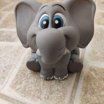 Elefante de borracha -  - Sem marca