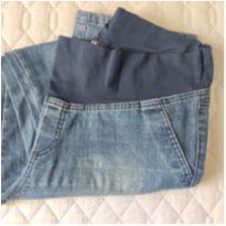 Calça Jeans Gestante - D` Rafs - Tam. M - M - 40 - 42 - D`Rafs