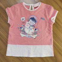 Camiseta - Chicco - Tam. 15M - 12 a 18 meses - Chicco