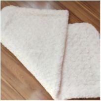 Manta Branca peludinha -  - BLANKET & BEYOND