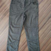 Calça verde militar - Chicco - Tam. 4 - 4 anos - Chicco
