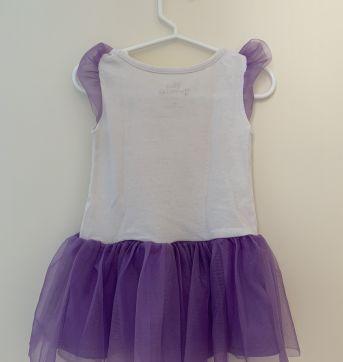Camiseta / Bata - Pequena Sereia Ariel - 2 anos - Disney