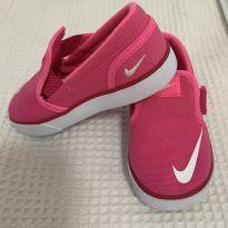 Sapatinho / Tênis Nike - Pink - Tam 7C - 22 - Nike