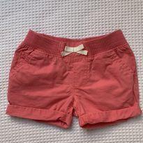 Shorts - Carter's - Rosa - 2 anos - Carter`s
