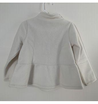Blusa GAP - fleece - creme - 3 anos - Baby Gap e GAP