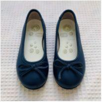 Sapato Sapatilha - Chicco - Azul - 23 - Chicco