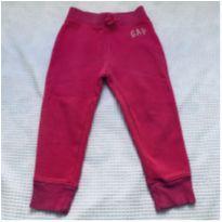 Calça Moletom - GAP - Rosa - 3 anos - Baby Gap e GAP