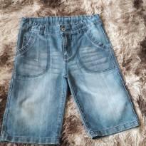 Bermuda Jeans Masc Mineral Kids Tam 12