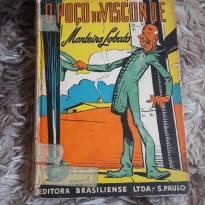 Livro O Poço do Visconde - Monteiro Lobato -  - Não informada