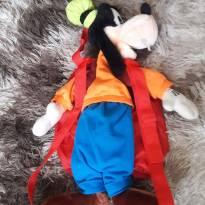Mochila Infantil Pateta Disney Importada