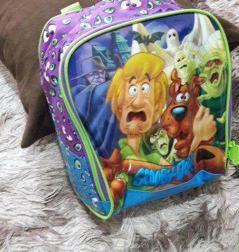 Lancheira Infantil Scooby Doo Xeryus NOVA - Sem faixa etaria - xeryus