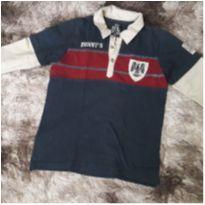Camiseta Masc Manga Longa Bunny´s Tam 14
