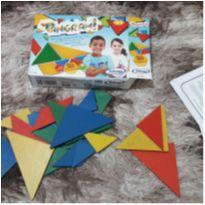 Jogo Educativo Tangram Xalingo Brinquedos -  - Xalingo