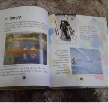 Meu Primeiro Livro De Arte Ciranda Cultural - Sem faixa etaria - Ciranda Cultural