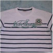 Camiseta Masc Manga Curta Milon Tam 12