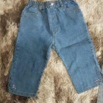lote de roupinhas jeans fem tam 4, sendo: - 4 anos - Diversas