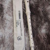Flauta Doce Barroca Yamaha -  - YAMAHA