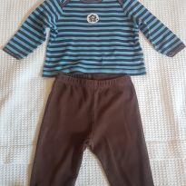 Conjuntinho - 6 meses - Little Me