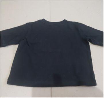 Blusa manga longa - 3 a 6 meses - Gymboree